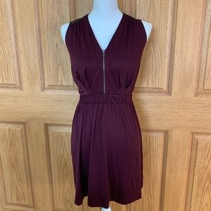Converse Zip Front Sleeveless Dress XS